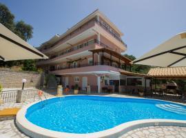Villa Dorita Luxury Apartments, Párga