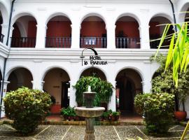 Hotel La Plazuela, פופאיין