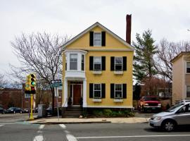 Henry Derby House, Salem
