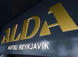 Alda Hotel Reykjavík, Reykjavík