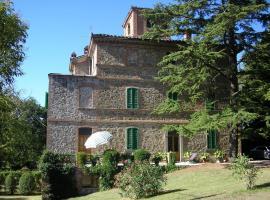 Villa Il Torrino, Monteleone d'Orvieto