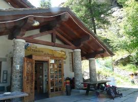À l'Hostellerie Du Paradis, Valsavarenche