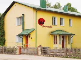 Ģimenes sēta, Jaunkalsnava