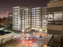 City Aparthotel Ochota, Warsaw