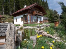 Ferienhaus Aichwalder, Diex