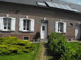 La Ferme de la Croix, Saint-Quentin-Lamotte-Croix-au-Bailly