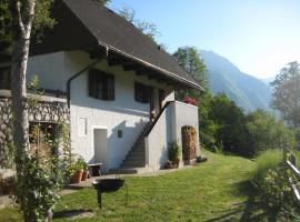 Holiday Home Natura, Bovec