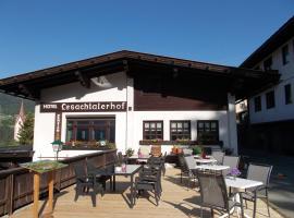 Lesachtalerhof, Liesing
