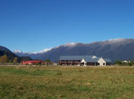 Haast River Top 10 Holiday Park, Haast