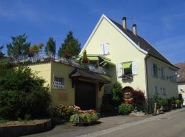 Chambres d'hôtes Siegler Helene, Mittelwihr