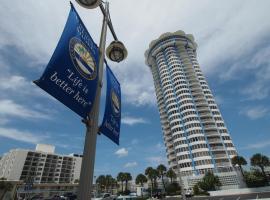 Peck Plaza DBS, Daytona Beach