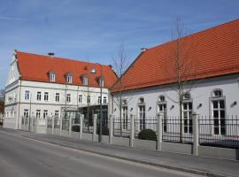 Alte Brauerei Mertingen, Mertingen