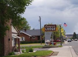 Canyon Lodge Motel, Panguitch