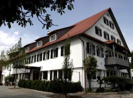 Landhaus Rössle, Halle