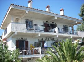 Alexandros Apartments, Nea Potidaea