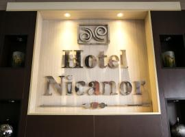 Hotel Nicanor, Dumaguete