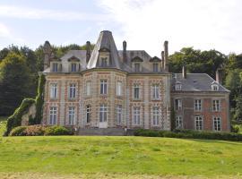 Le Château de la Caloterie, Montreuil-sur-Mer