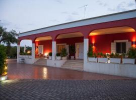 Villa Sophia Resort, Castellana Grotte