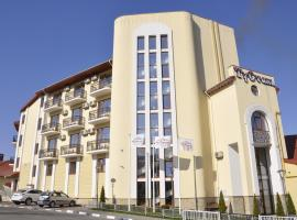 Hotel Tustan, Skhidnitsa