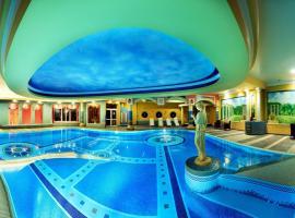 Papuga Park Hotel Wellness&Spa, Bielsko-Biala