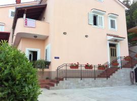 Apartments Vunić, Mošćenička Draga