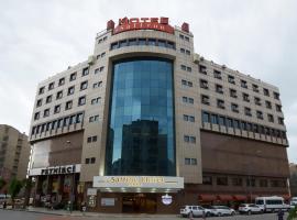 Saffron Hotel, אסקיסהיר