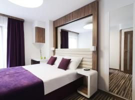 Metropolis Design Hotel Sp.zoo.SKA