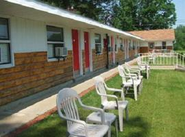 Robin Hood Motel, Saratoga Springs