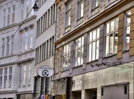 City Pension, Wien