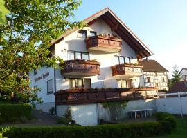 Gästehaus Regina, Ruhla