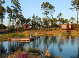 Cocoon Eco Design Lodges, Carvalhal