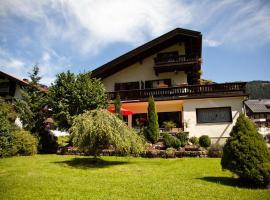 Pension Vogelsang, Bayrischzell