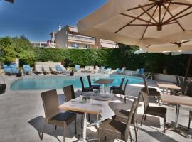 Hotel De La Mer, ゴルフ・ジュアン