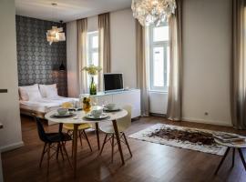 Baross Boutique Apartman, Győr