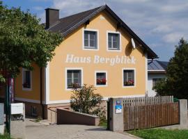 Haus Bergblick, Maiersdorf