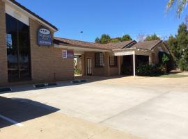 Jacaranda Place Motor Inn, Toowoomba