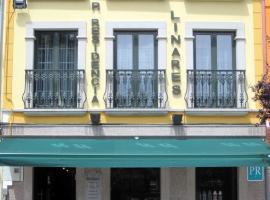 Hostal Linares, Ribadeo