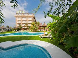 Elba Motril Beach & Business Hotel, Motril