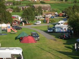 Smegarden Camping, Oppdal