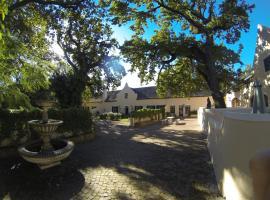 De Leeuwenhof Estate, Paarl