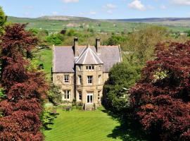 Stow House, Aysgarth