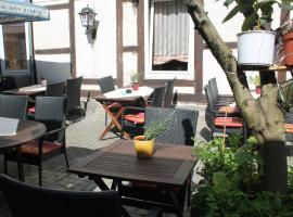 Hotel Goldener Stern, Goslar