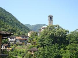 Grotto Bellavista, Sant'Abbondio
