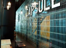Capsule by Container Hotel, Sepang