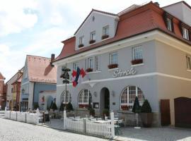 Hotel Gasthof Zum Storch, Schlüsselfeld
