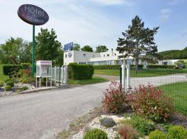 Hotel du Val Vert, Pouilly-en-Auxois