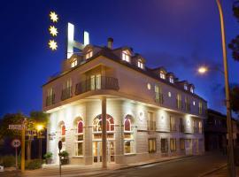 Hotel Versalles, Granja de Rocamora