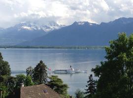 Suisse Riviera Elegance, Montreux