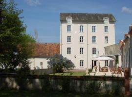 Le Moulin Neuf, Vignoux-sur-Barangeon
