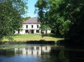 Scoveston Manor B&B, Milford Haven